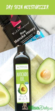 Dry skin moisturizer face use avocado oil and honey Mask For Dry Skin, Oil For Dry Skin, Dry Skin On Face, Lotion For Dry Skin, Cream For Dry Skin, Natural Face Moisturizer, Moisturizer For Oily Skin, Swatch, Foundation For Oily Skin
