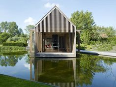 Wooden House Extension - The Cool Hunter - The Cool Hunter