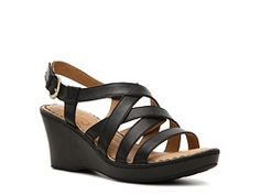 Born Zinovia Wedge Sandal