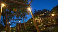 Sfeervolle in-lite tuinverlichting