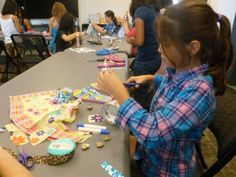 First Friday Family Knits Allen, TX #Kids #Events
