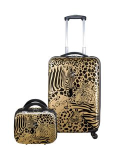Serengeti 2 Piece Set by Heys Luggage on Gilt