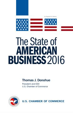 Get the State of American Business 2016 when you join Small Business Nation