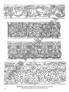 Persian Designs and Motifs