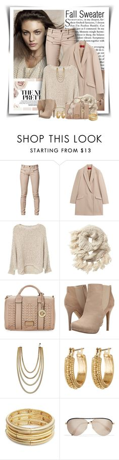 """""""Fall Sweater"""" by diva1023 ❤ liked on Polyvore featuring SELECTED, HUGO, MANGO, Athleta, CXL by Christian Lacroix, Michael Antonio, Melrose & Market, Nanette Lepore and Victoria Beckham"""