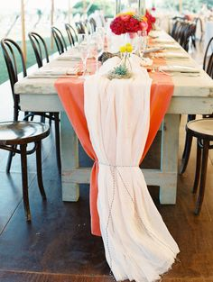double table runner