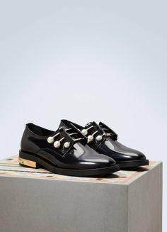 new product 941bd b7f5b Coliac Fernanda leather loafers Loafers Online, Leather Loafers, Leather  Dress Shoes