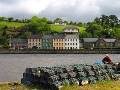 Bantry, Ireland, by Pam Brophy