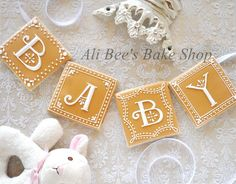 Ali Bee's Bake Shop: Surprise...