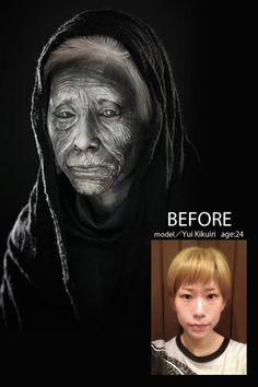 Make up artist Kazutaka Jiro Sakagami creations. - Album on Imgur