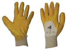 Gant protection jaune - Code produit: 8919113 - Cliquez sur la photo pour voir la fiche produit