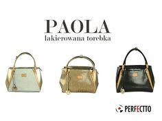 Szukasz klasycznej, #eleganckiej #torebki, która będzie pasowała do małej czarnej? Odwiedź stronę Perfectto.eu!