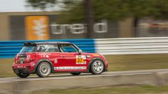The MINI John Cooper Works owned and operated by LAP Motorsports LLC in Indianapolis will compete throughout the 2015 Continental Tire SportsCar Challenge IMSA series. John Cooper Works, Hit The Floors, Mini Coopers, Racing Team, Mini Me, Rockets, Engineering, Challenges, Cars