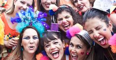 A selva de pedra também comemora o Carnaval. Acadêmicos da Baixa Augusta e Bangalafumenga são só algumas das opções para quem está em São Paulo!