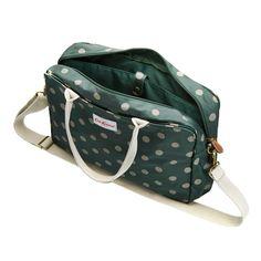 NEW | Button Spot 3 Part Business Bag | Cath Kidston