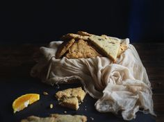 Low-Carb Orange Cardamom Scones