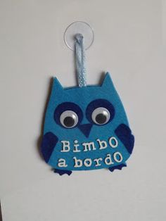 NEW IDEA... BIMBO A BORDO!!!