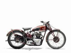 Property of a deceased's estate,c.1939 Triumph 498cc 'Tiger 100 Special' Frame no. TL15650 Engine no. 9 T100 20787