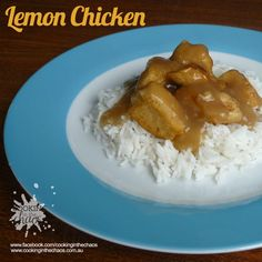 Lemon Chicken - Thermomix Recipe - Cooking in the Chaos
