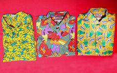 Memphis Milano 80's designs and prints