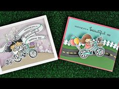 Intro to Bicycle Built for You + 2 interactive cards from start to finish - YouTube