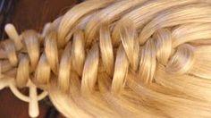 2 strand braid