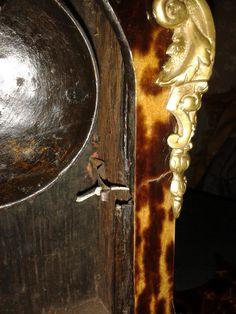 Cartel, Porte Montre Napoléon III - montres anciennes French Clock, Objet D'art, Door Handles, Display, Decor, Antique Watches, Antique Shops, Objects, Door Knobs