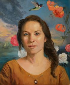 Learn tips for improving your portrait paintings and go from good to great with Kristy Gordon! Art Nouveau, Good To Great, Painting Workshop, Southwest Art, Best Portraits, Fantasy, Illustrations, Beauty Art, New Artists