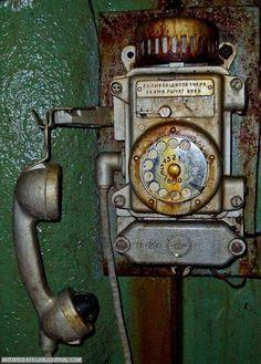 Soviet vintage phone