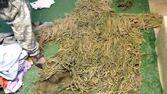 How to make a good ghillie suit