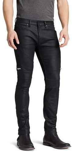 mens jeans and blazer Moto Jeans, Slim Jeans, Jeans For Sale, Black Men, Leather Pants, Blazer, Fitness, Shopping, Sale Uk