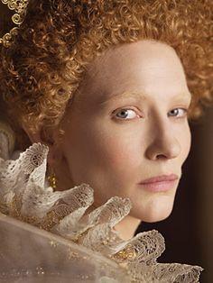 "Cate Blanchett, da ""Elizabeth"""