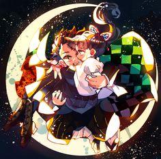 炭カナ - Twitter検索 Manga Anime, Anime Demon, Anime Art, I Love Anime, Anime Guys, Animé Fan Art, Anime Girl Pink, World Of Gumball, Demon Slayer