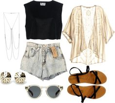 Ibiza outfit!