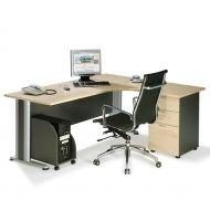 Right corner office superior compact black-cherry Corner Office, Office Desk, Corner Desk, Drafting Desk, Desks, Compact, Furniture, Cherry, Home Decor