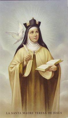 Saint Hildegard Von Bingen: Physician, composer, musician, nun.  Healing through music...