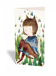 'Welcome Forest' Artist: GhostPatrol http://www.merrygoround.com.au