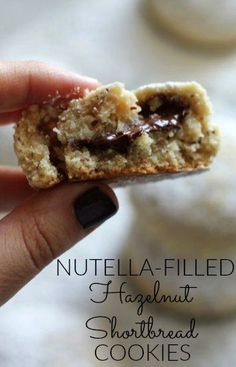 Nutella-Filled Hazel