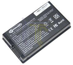 Bateria Compatível Asus 11.1V 5200mAh  Ref. A32-F80; 90-NF51B1000; A23-A8; A32-A8; A8TL751; L3TP.B991205; NB-BAT-A8-NF51B1000; SN31NP025321;
