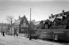 Rotterdam, Nieuwe Binnenweg, 1910