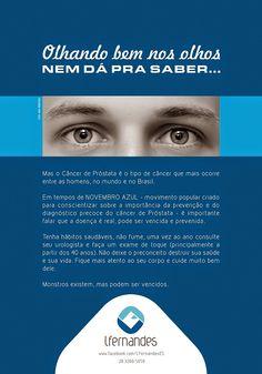 Lfernandes: Anúncio LFernandes | Novembro Azul