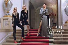 'Glam Night', Elle Vietnam,  February 2013