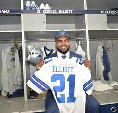 4769e7f5b4c 69 Best Ezekiel Elliot images | Football team, Dallas Cowboys ...