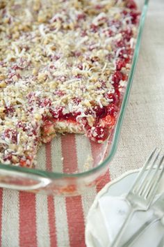 Paula Deen Holiday Cherry Cheesecake