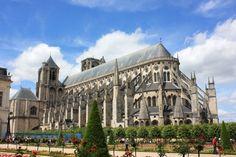 Bourges, dans le Berry