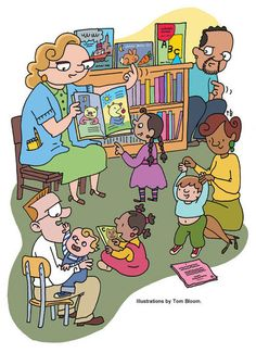 Secrets of Storytime: 10 Tips for Great Sessions from a 40-year Pro | School Library Journal