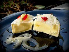 Pácolt camembert sajt