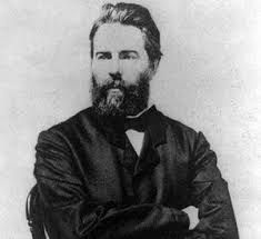 The man is HERMAN MELVILLE who from american. His is famous at Short Story Writers , Novelists
