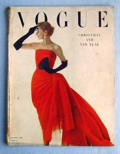 Vougue Jan 1950