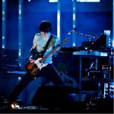 Radiohead. Paranoid Android. Glastonbury, UK. 1997.